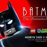 LEGO DC Super-Villains pacchetto livello Batman: la Serie Animata