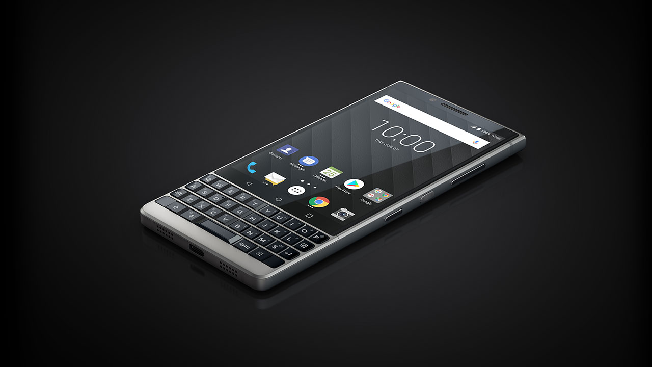 BlackBerry KEY2 e KEY2 LE vincono due iF Design Awards 2019 thumbnail