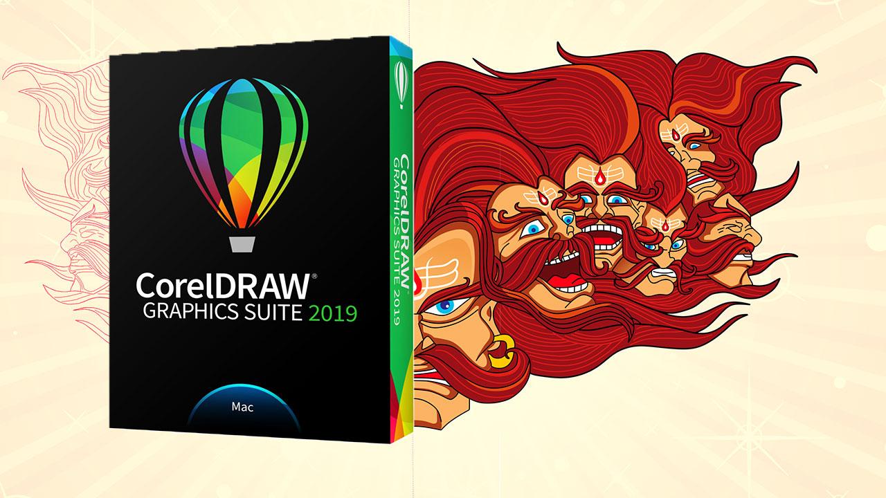 CorelDRAW Graphics Suite 2019 torna su macOS con tante novità thumbnail
