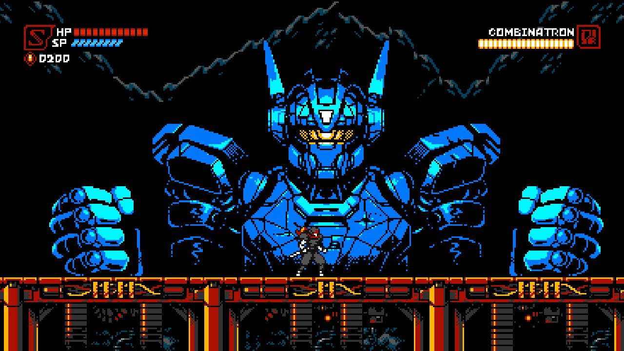 Cyber Shadow: il nuovo gioco 8-bit pubblicato dagli autori di Shovel Knight thumbnail