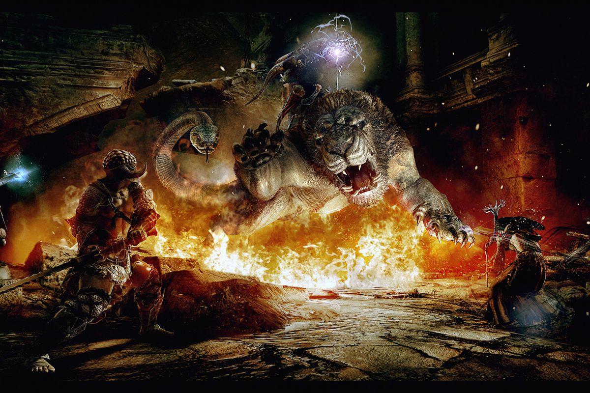 Dragon's Dogma: in arrivo un adattamento anime di Netflix thumbnail