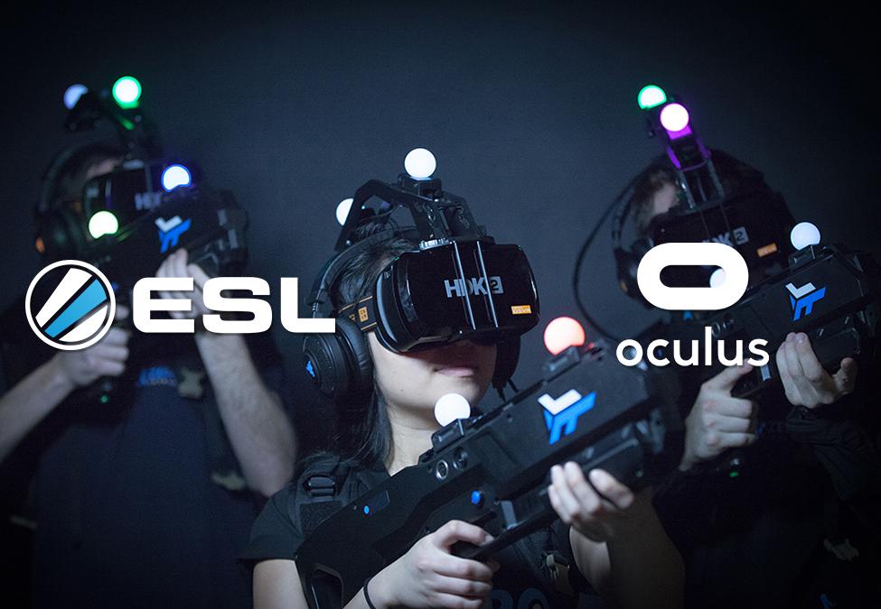 VR League: ESL e Oculus lanciano la terza stagione thumbnail