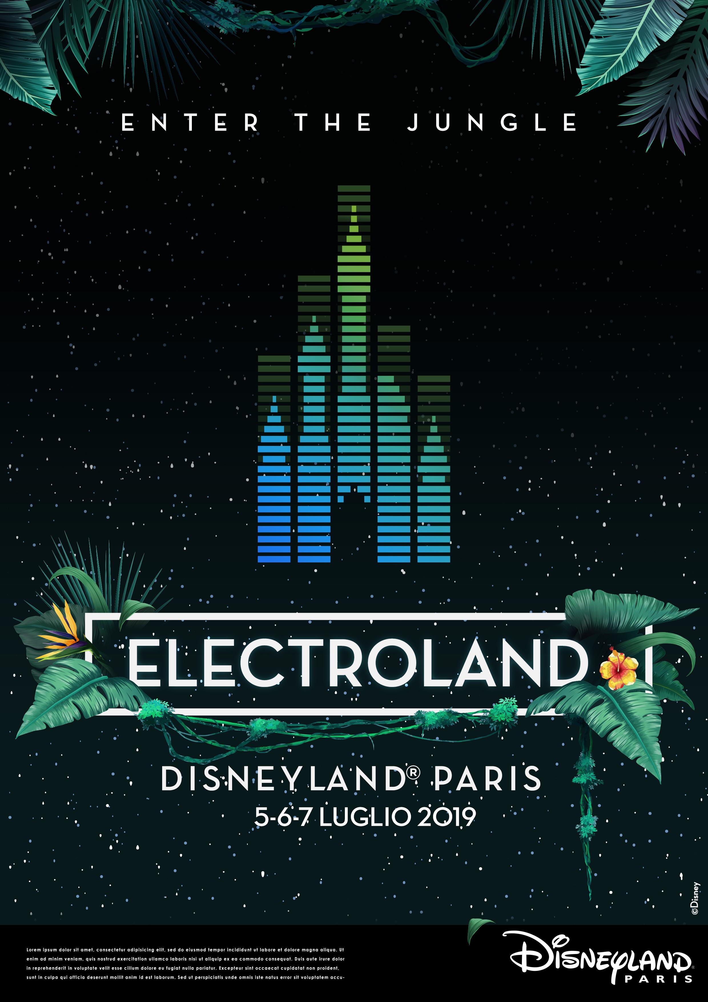 Disneyland Paris: torna l'Eletroland con la sua terza edizione thumbnail