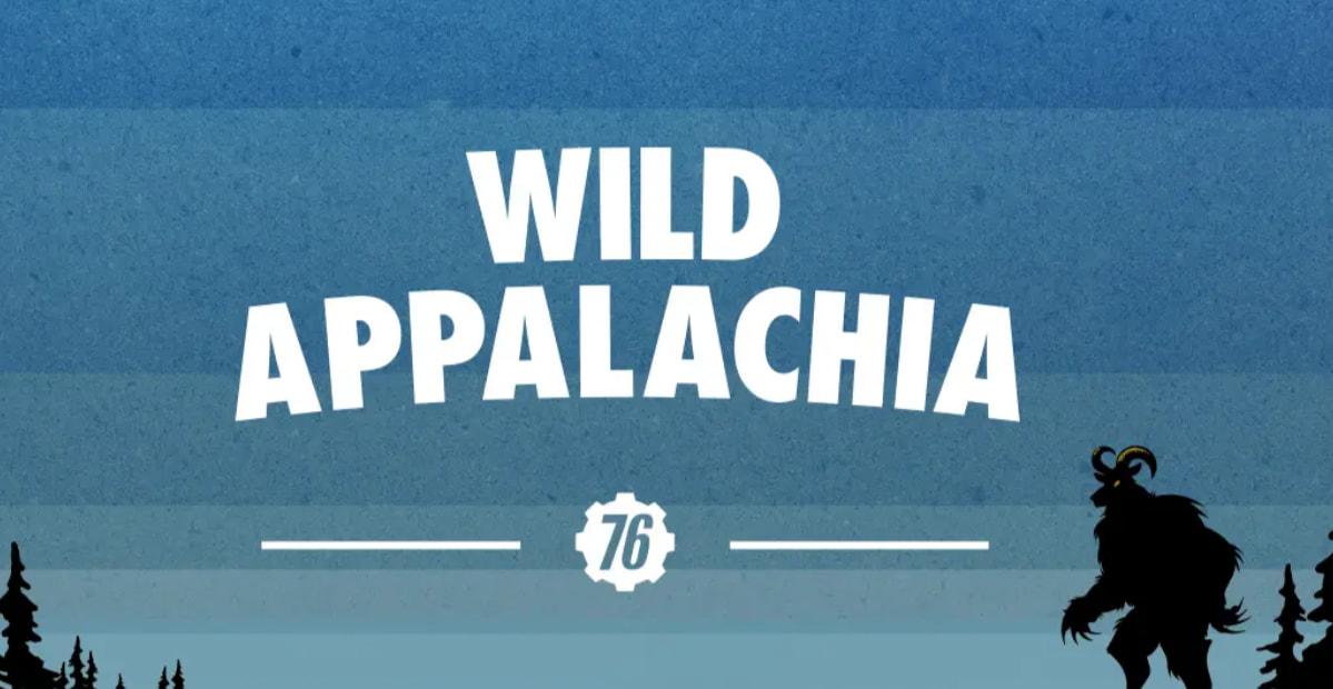 Wild Appalachia: disponibile l'aggiornamento per Fallout 76 thumbnail