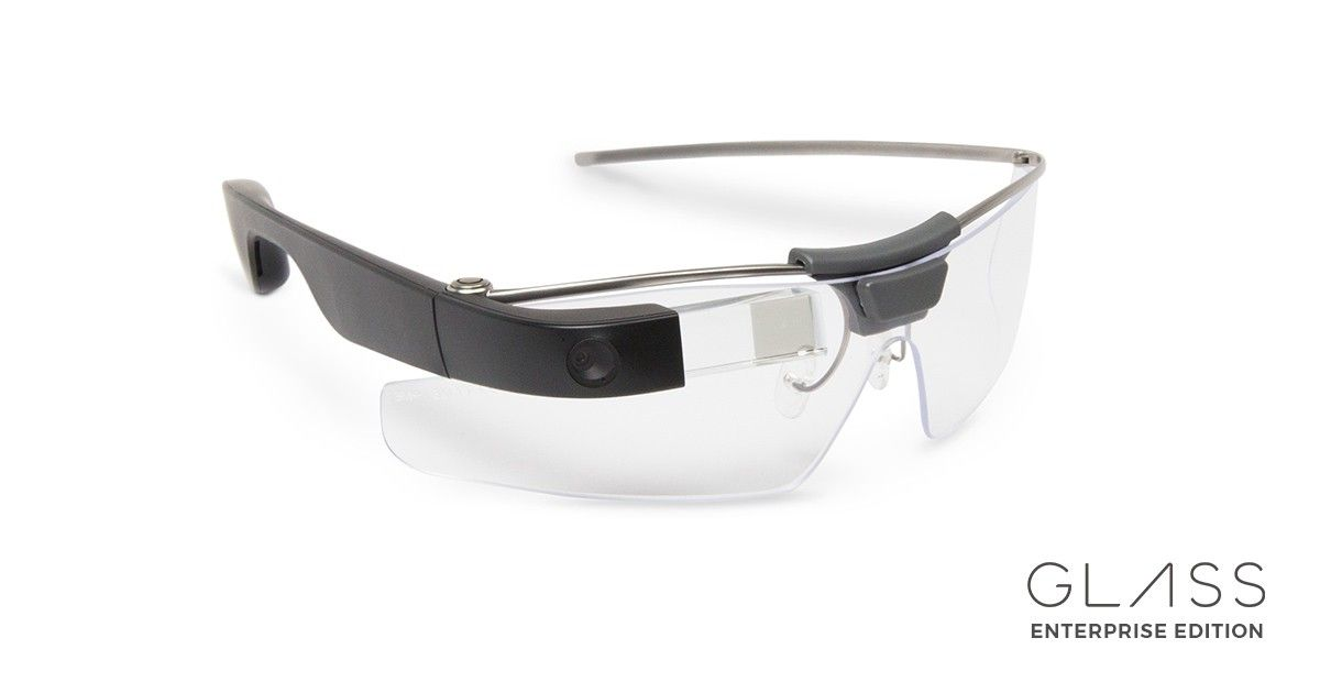 Google Glass Enterprise Edition 2: prime foto dal vivo thumbnail
