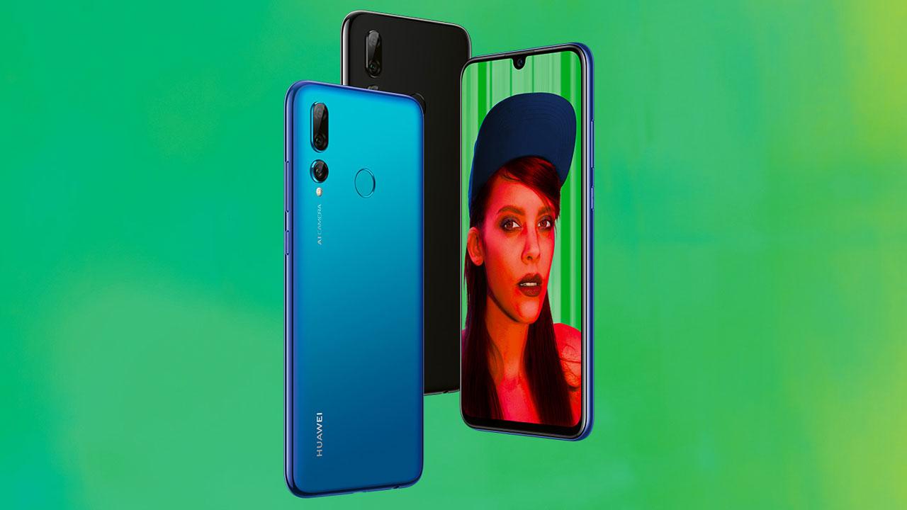 Huawei P Smart 2019 DoubleTap