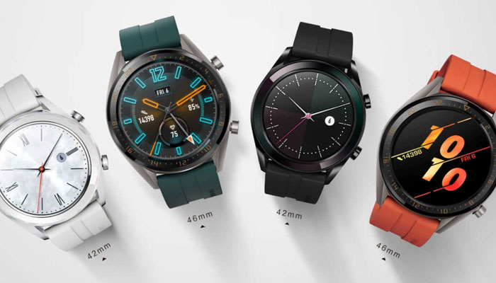 Huawei Watch GT Active e Elegant: due nuovi varianti per lo smartwatch cinese thumbnail