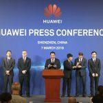 Huawei conferenza causa USA