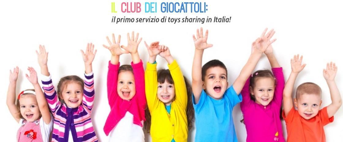 """Arriva il """"toy sharing"""" con Il Club dei Giocattoli thumbnail"""