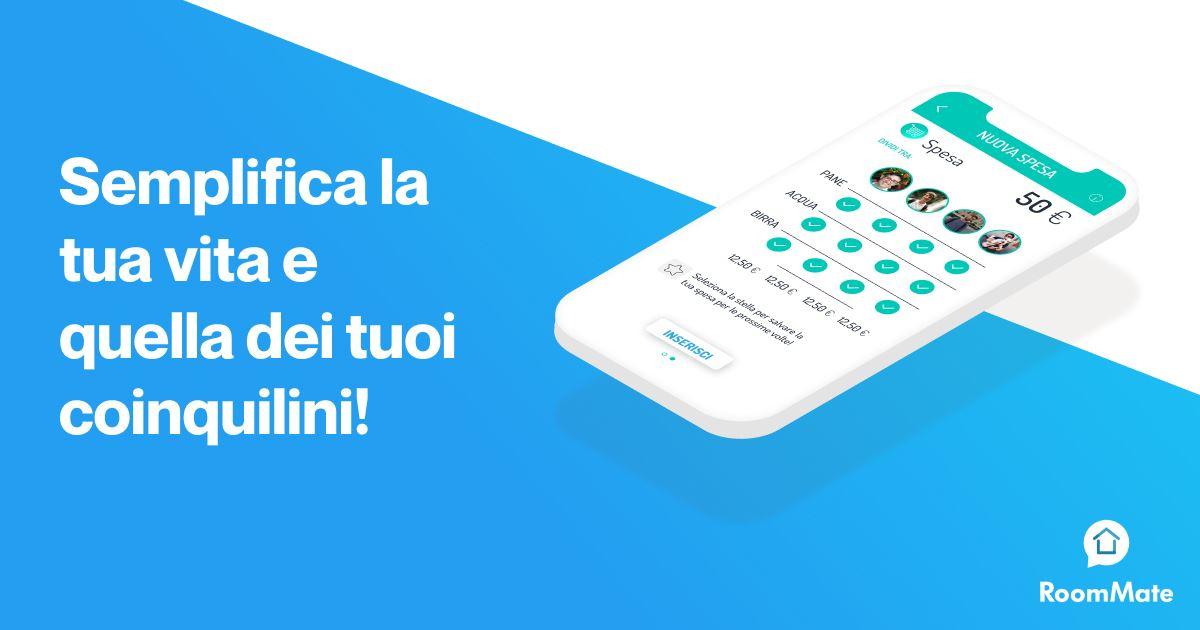 RoomMate: cos'è e come funziona l'app per coinquilini thumbnail