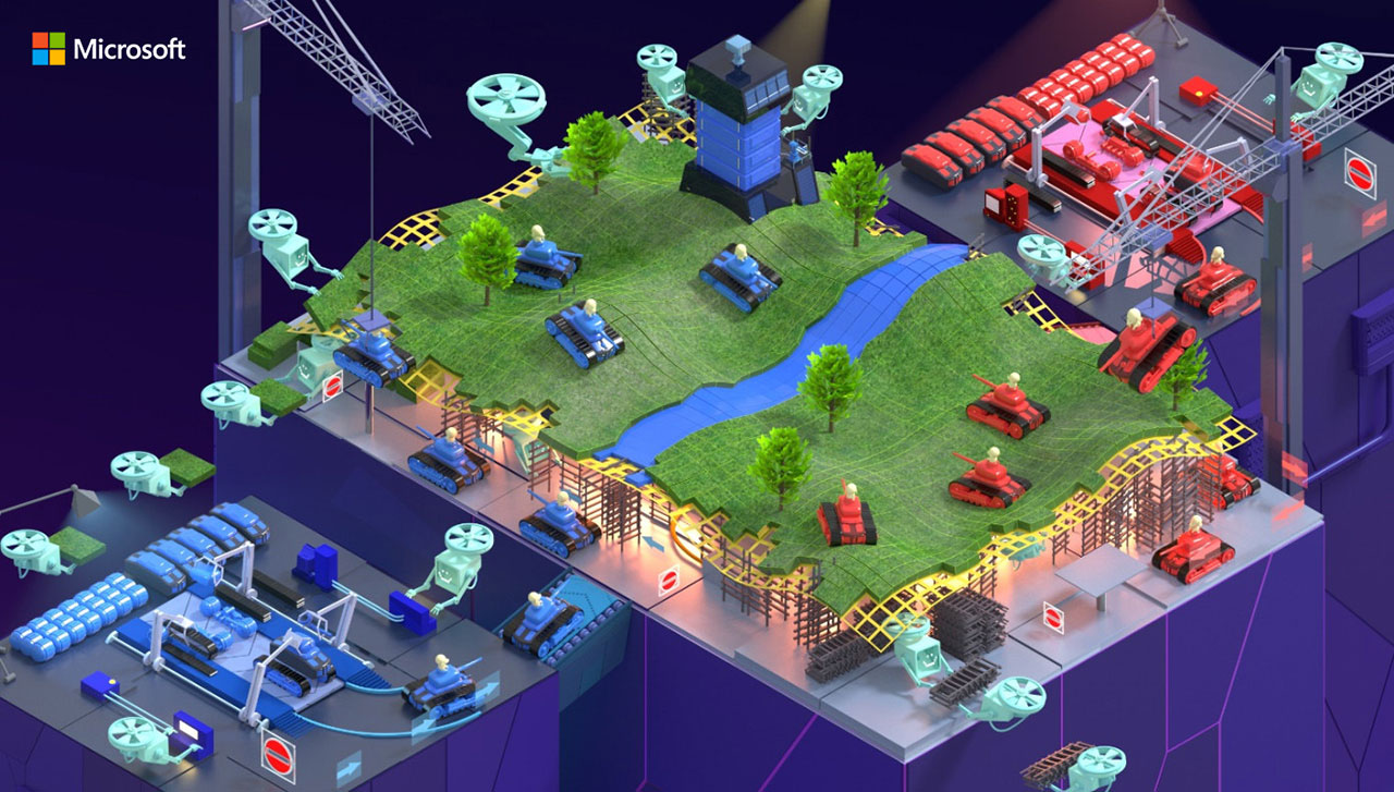 Microsoft Game Stack, l'iniziativa dedicata agli sviluppatori di videogiochi thumbnail