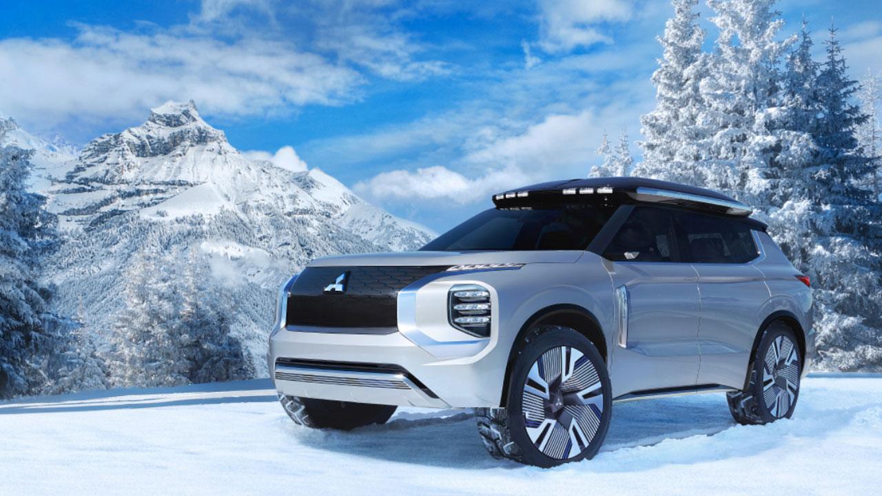 Mitsubishi Engelberg Tourer: il SUV crossover di nuova generazione | Salone di Ginevra 2019 thumbnail