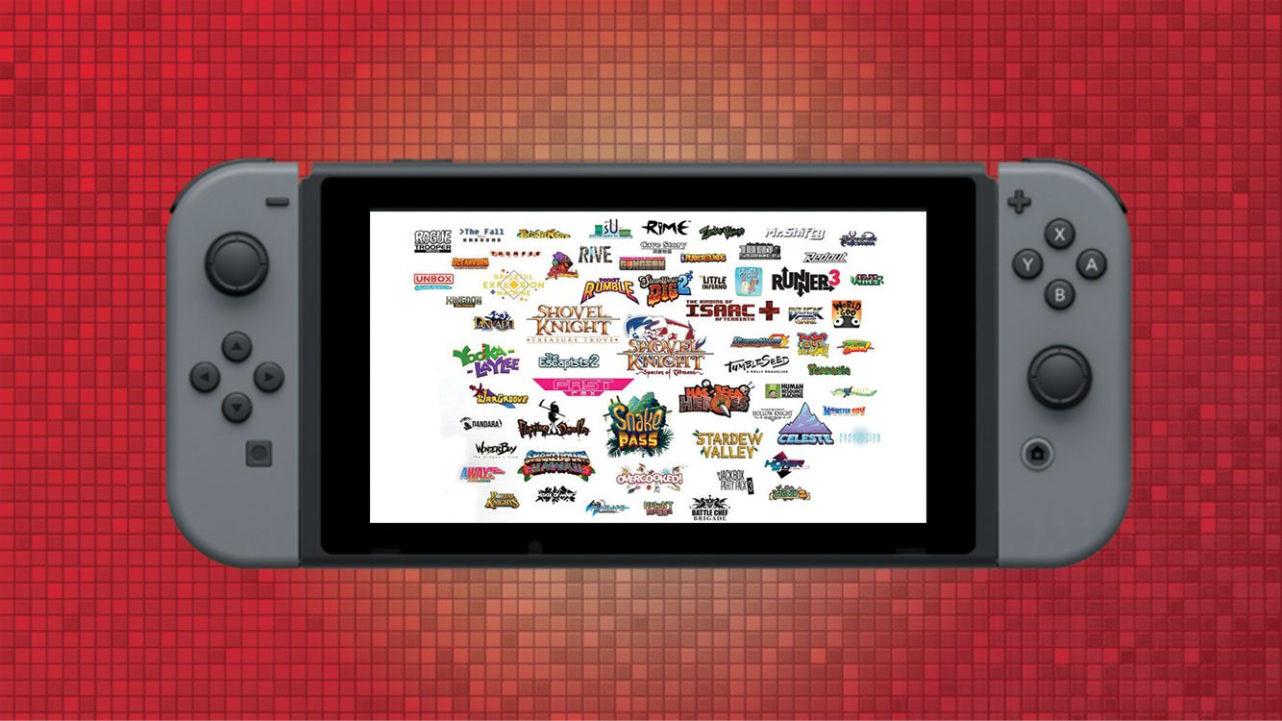 Nindie Summit: Nintendo celebra i giochi indipendenti thumbnail