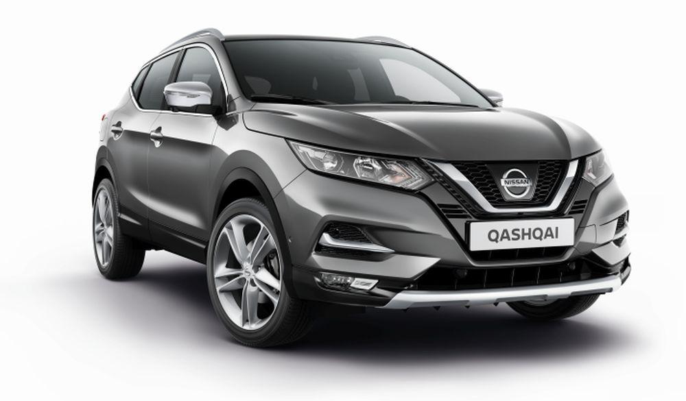 Nissan Qashqai: ecco la versione speciale N-Motion thumbnail