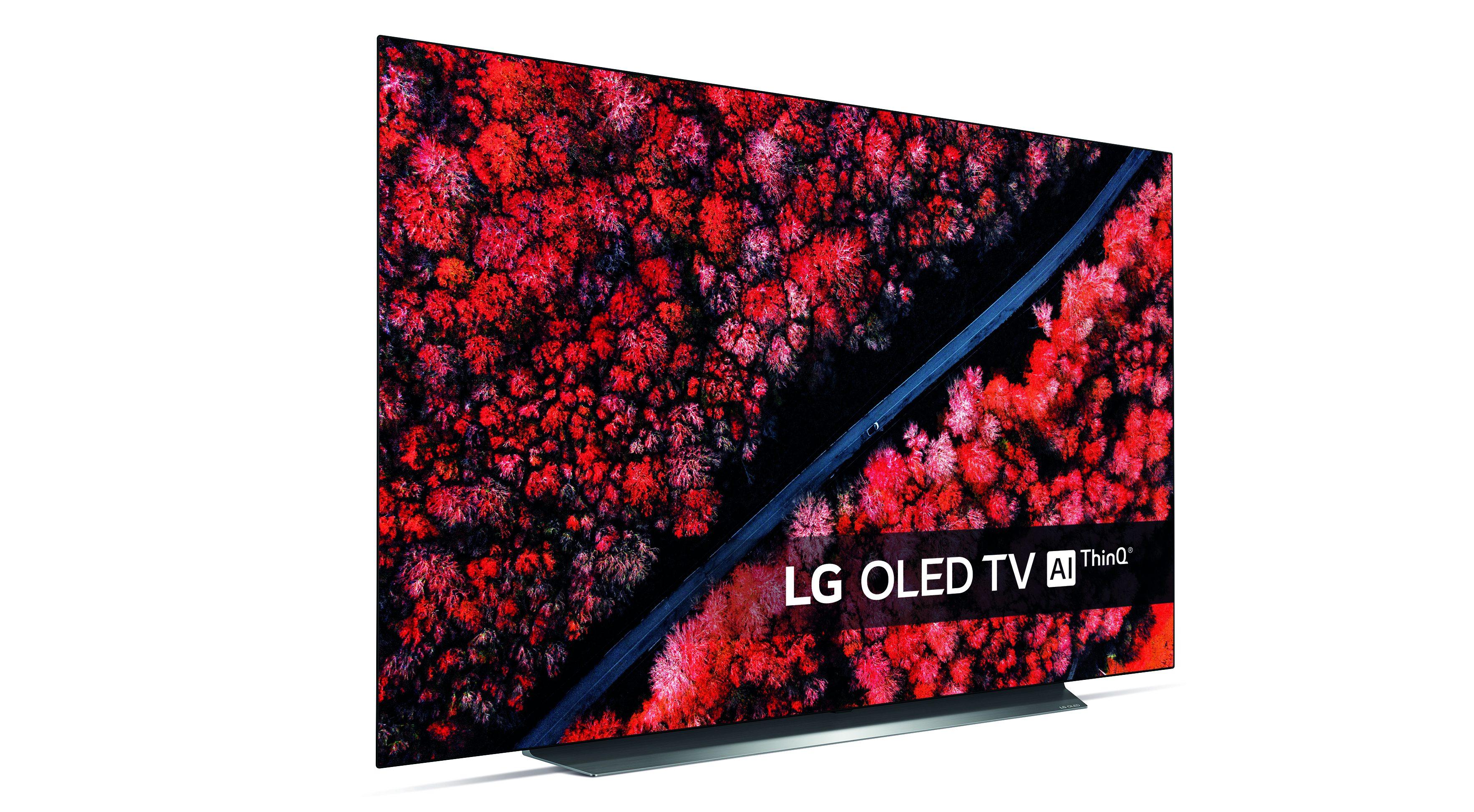LG TV 2019: i nuovi televisori puntano tutto sull'Intelligenza artificiale thumbnail