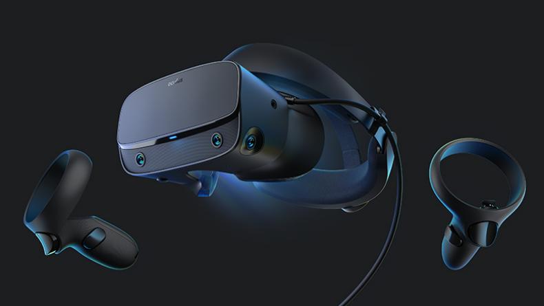 Oculus Rift S: alla GDC 2019 il nuovo visore per la realtà virtuale thumbnail