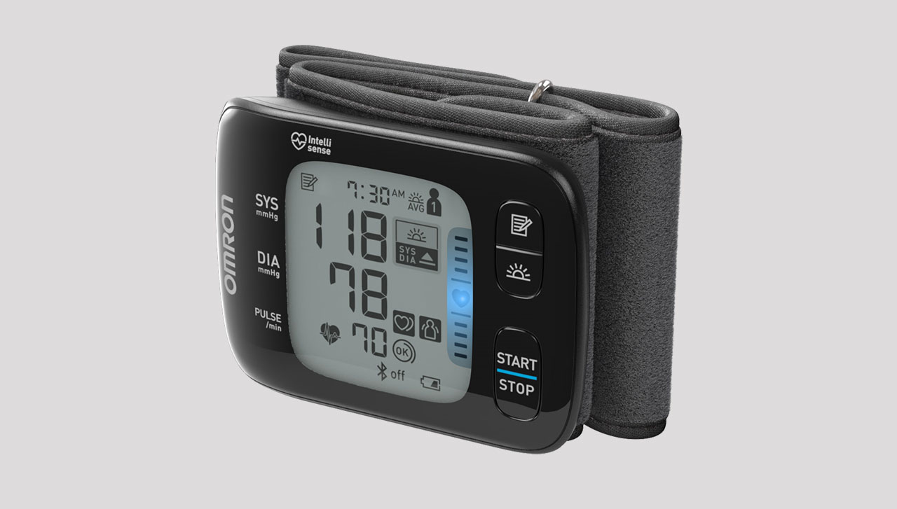 Omron RS7 Intelli IT, il misuratore di pressione per tutti i papà thumbnail