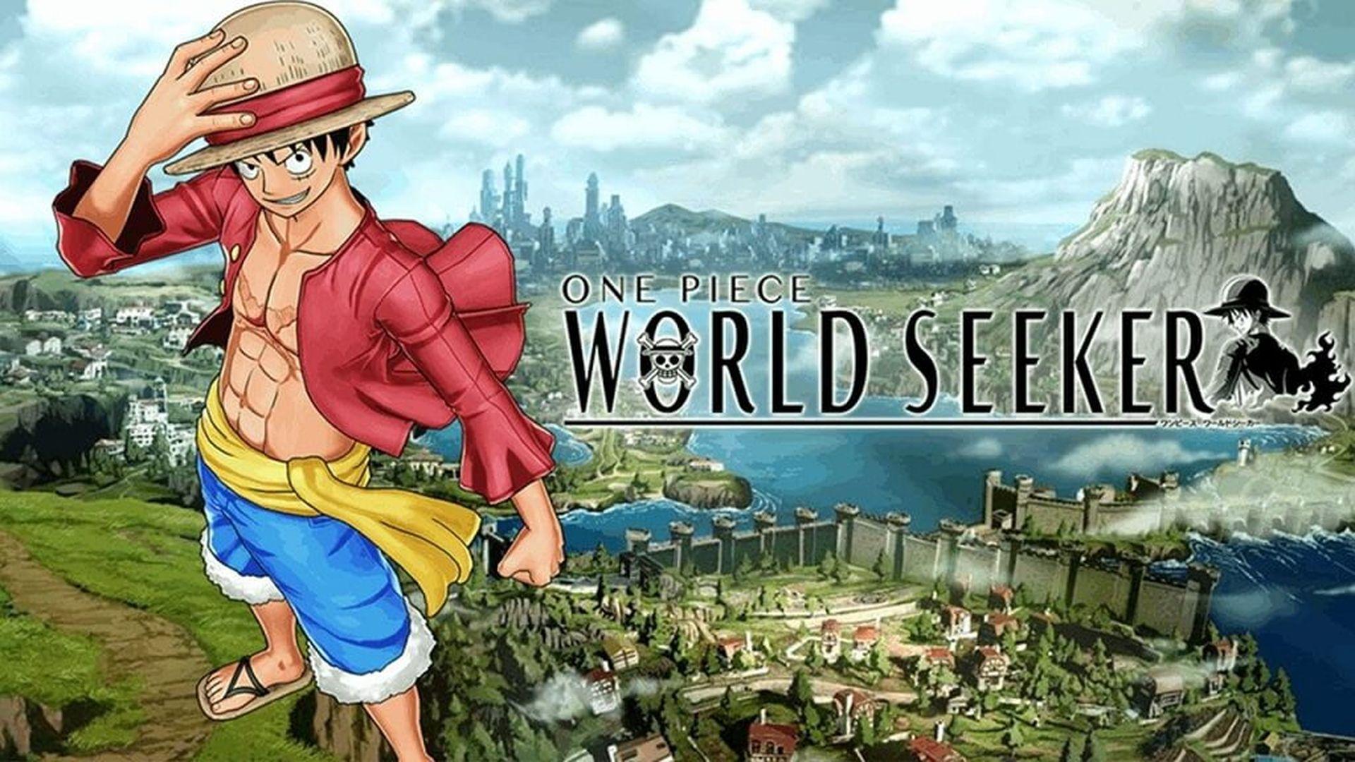 Recensione One Piece World Seeker - Una nuova avventura con Rufy thumbnail