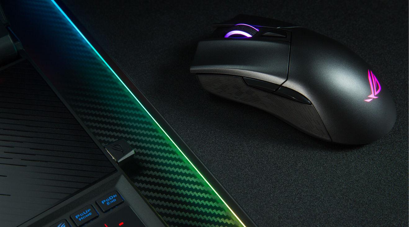 Il mouse Asus ROG Gladius II Wireless arriva in Italia: prezzo e caratteristiche thumbnail