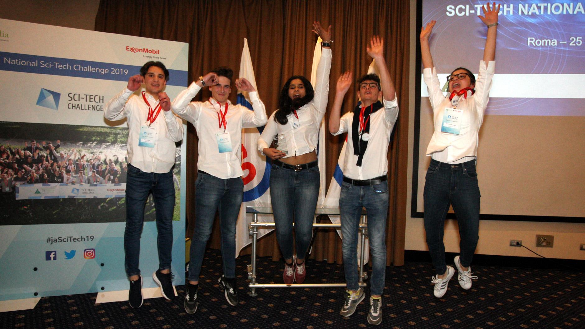 Sci-Tech Challenge: a vincere è il Liceo Scientifico Alessandro Antonelli di Novara thumbnail