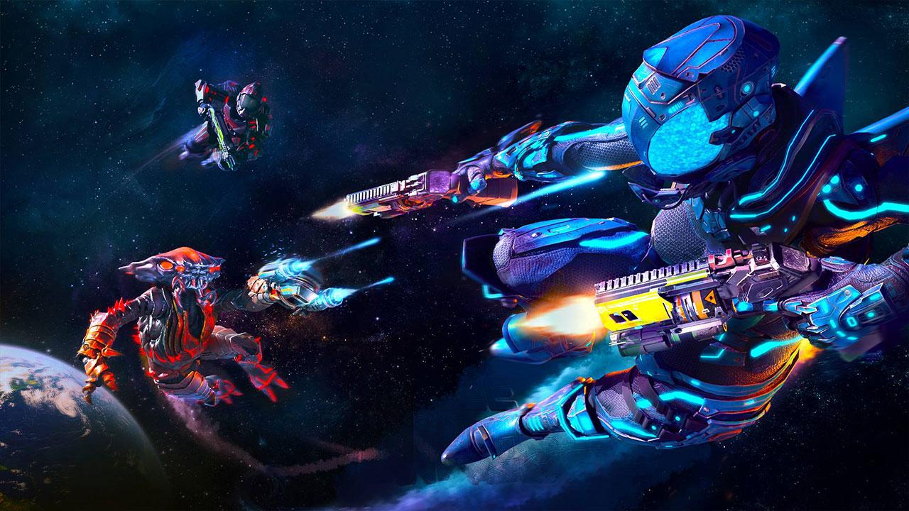 Space Junkies: l'Open Beta è disponibile da oggi thumbnail
