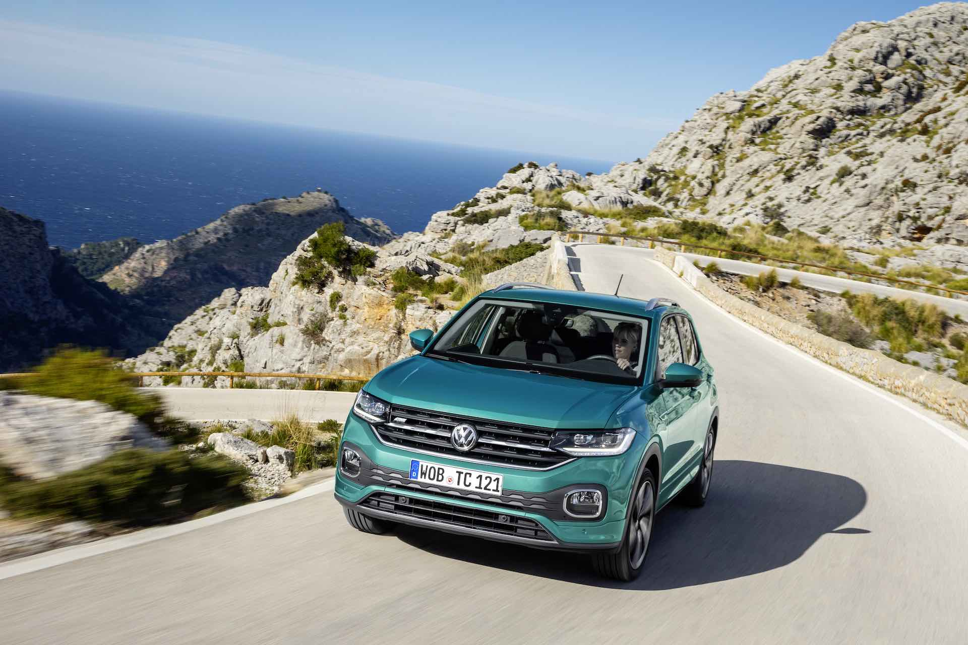 Volkswagen T-Cross: l'abbiamo provata a Maiorca thumbnail