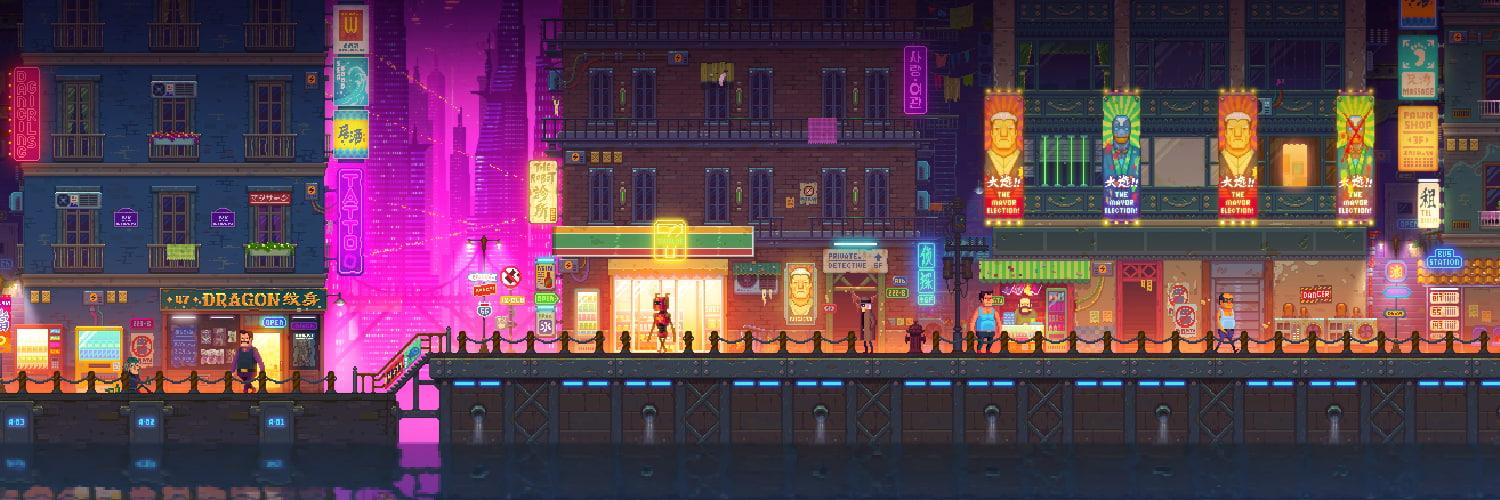 Tales of the Neon Sea è in arrivo per il 30 Aprile thumbnail
