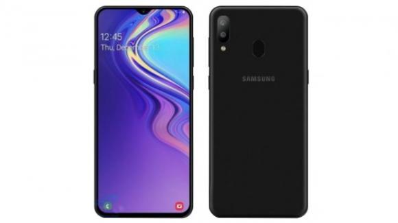 Galaxy A20: il nuovo smartphone di fascia media di Samsung thumbnail