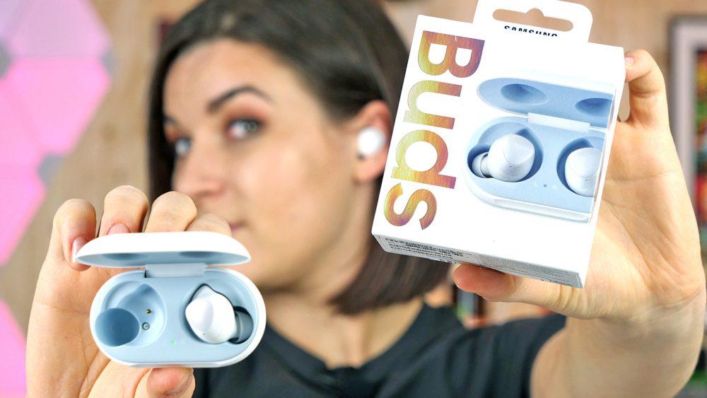 Galaxy Buds: recensione delle cuffie true wireless di Samsung thumbnail