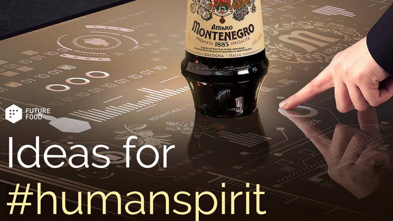 Amaro Montenegro e Future Food lanciano la Call for Ideas #HumanSpirit thumbnail