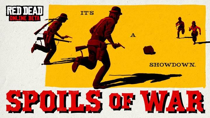 Bottino di guerra è ora disponibile su Red Dead Online thumbnail