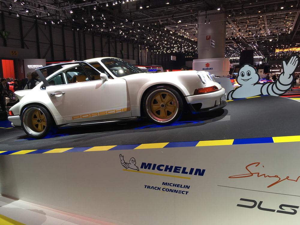 Le novità presentate da Michelin al Salone di Ginevra 2019 thumbnail