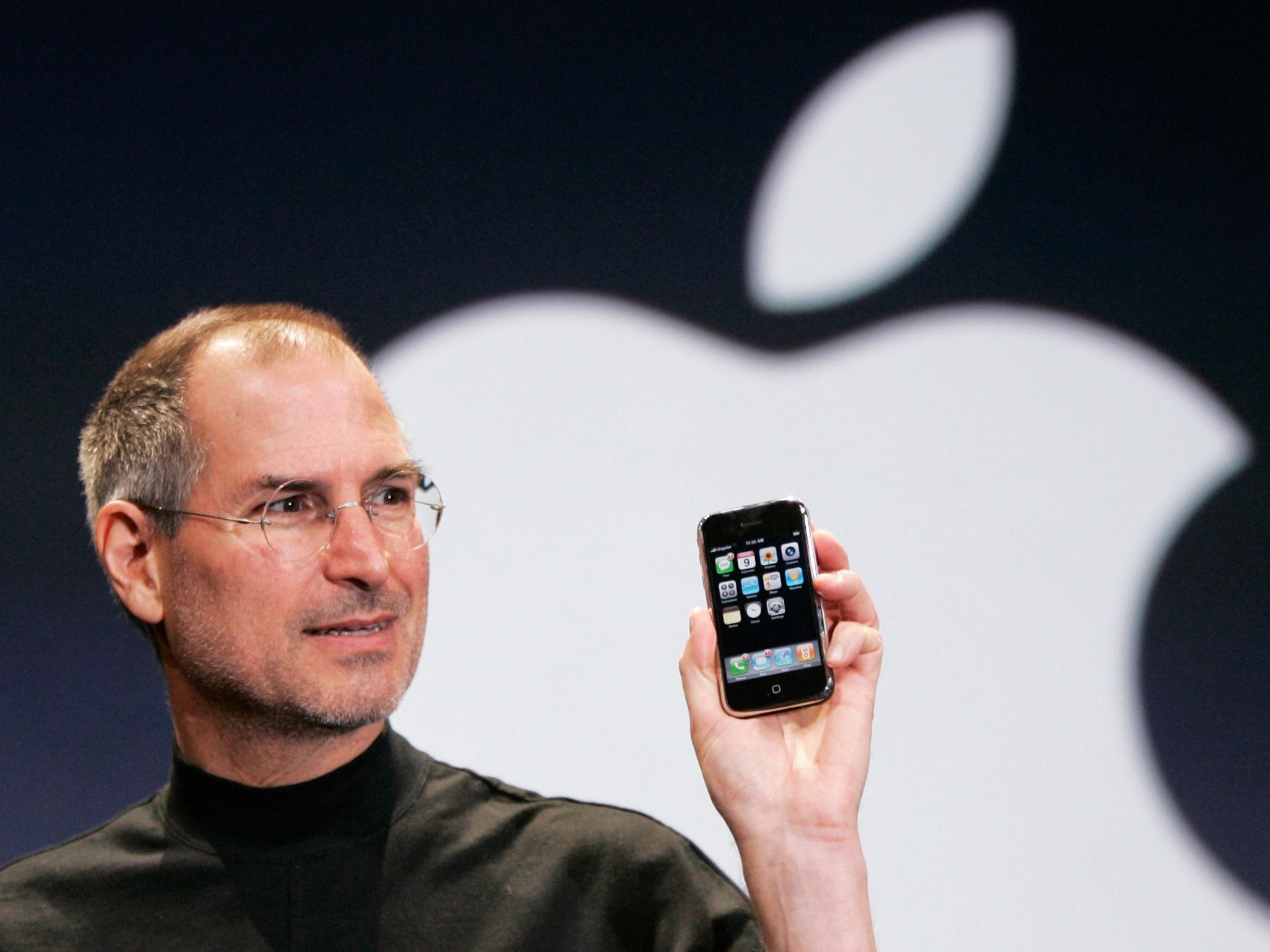 primo prototipo di iPhone