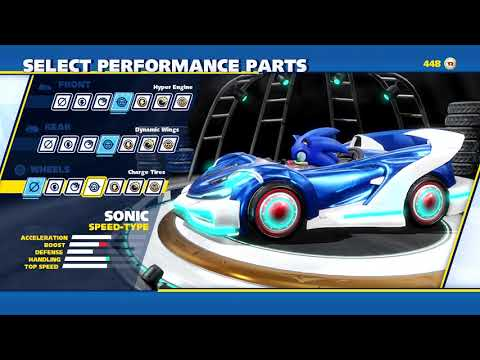 Team Sonic Racing: un nuovo trailer dedicato al gameplay thumbnail