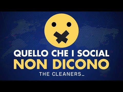 The Cleaners - Quello che i social non dicono, l'anteprima al Cinema Colosseo thumbnail