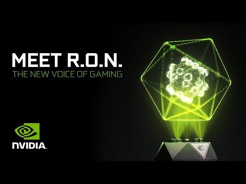 R.O.N. - NVIDIA presenta il suo assistente vocale (Pesce d'Aprile) thumbnail