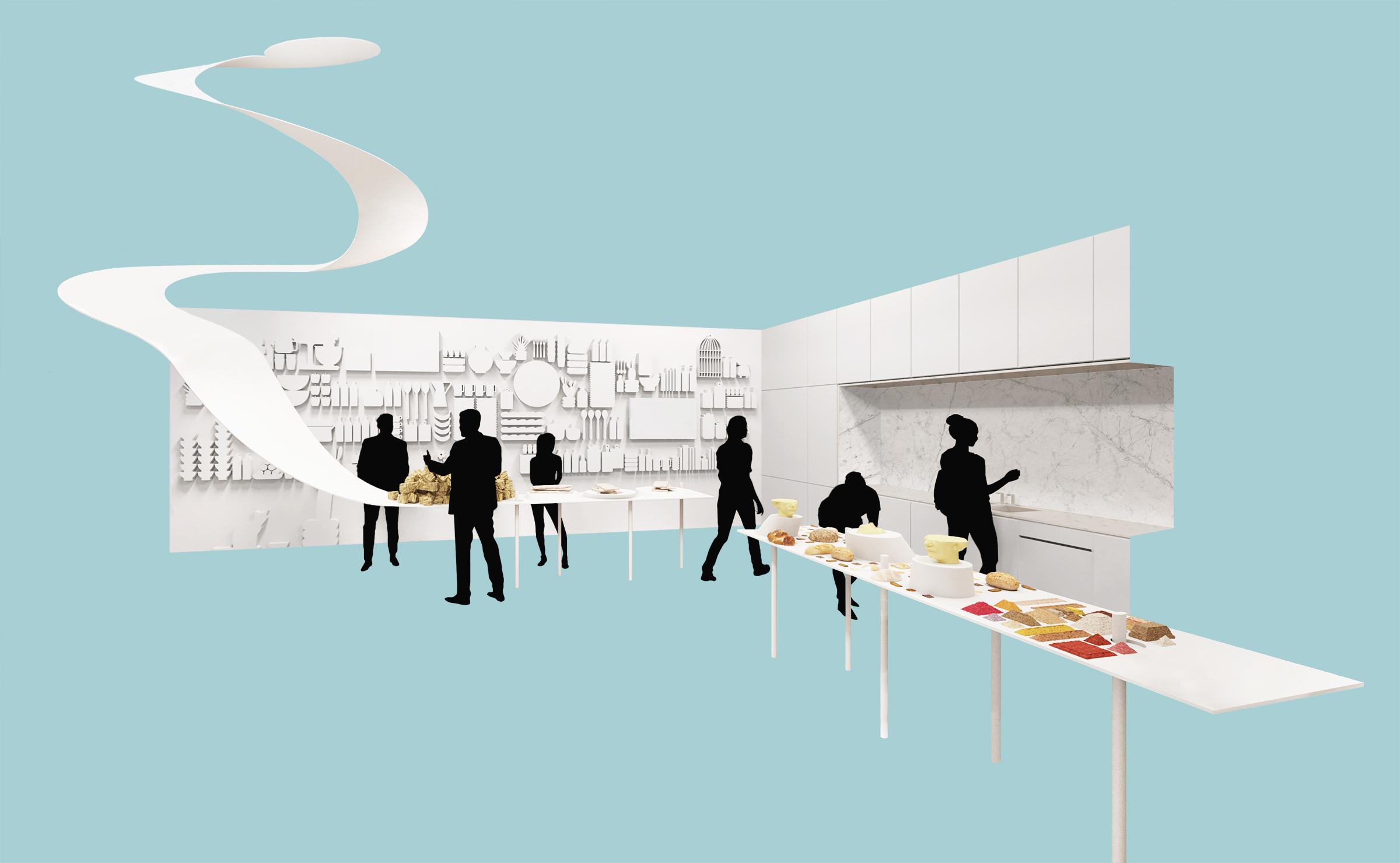 Samsung 24h. Kitchen: il nuovo modo di vivere la cucina al Fuorisalone thumbnail