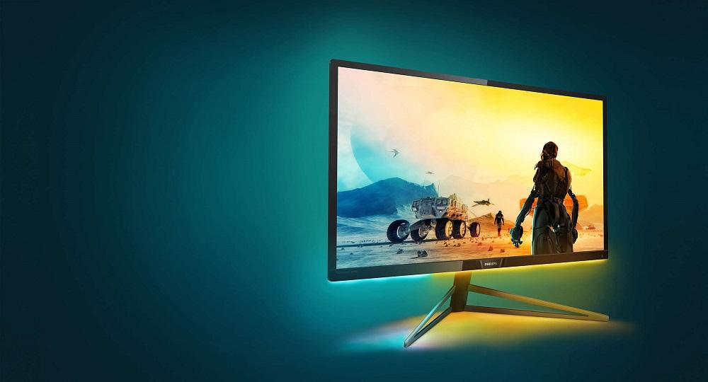 Philips Momentum: il nuovo monitor 4K pensato per i gamer thumbnail