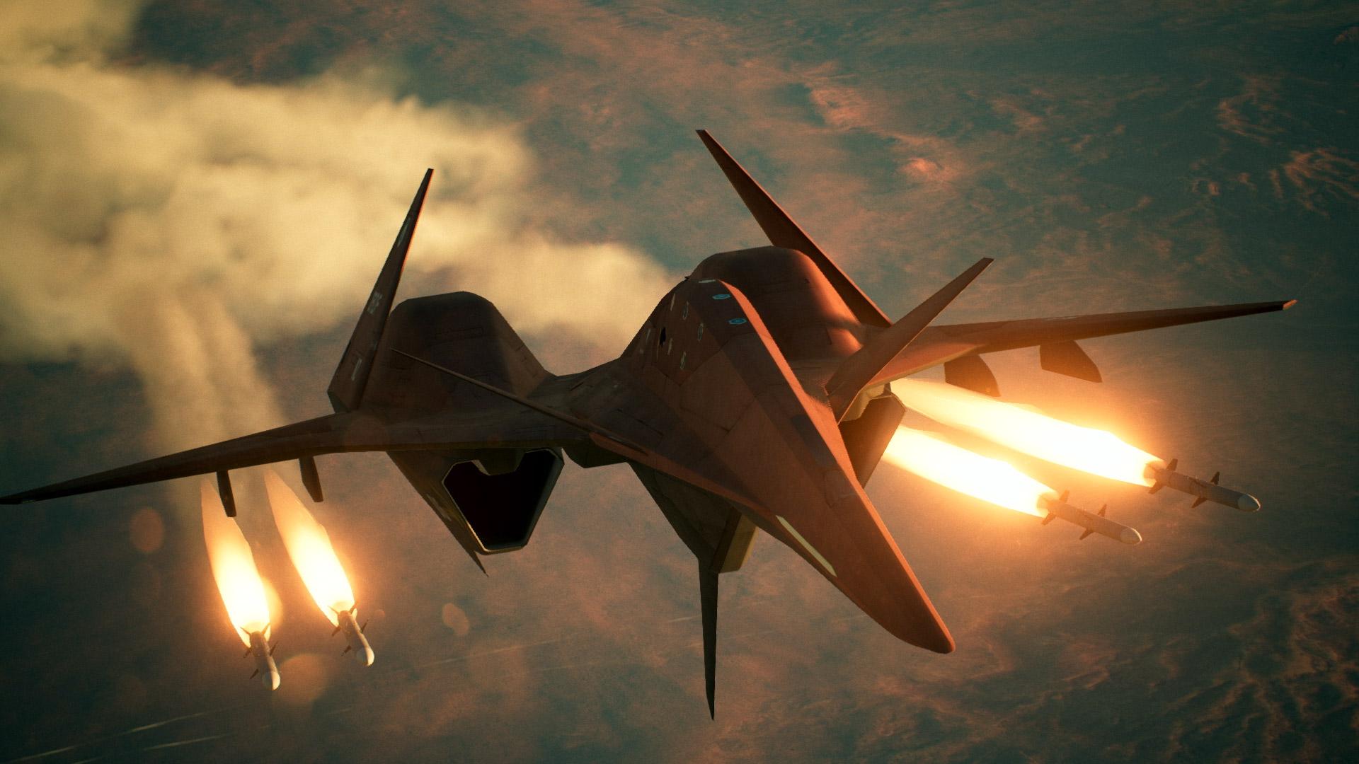 Ace Combat 7: Skies Unknown: svelati i nuovi aerei dei prossimi DLC thumbnail