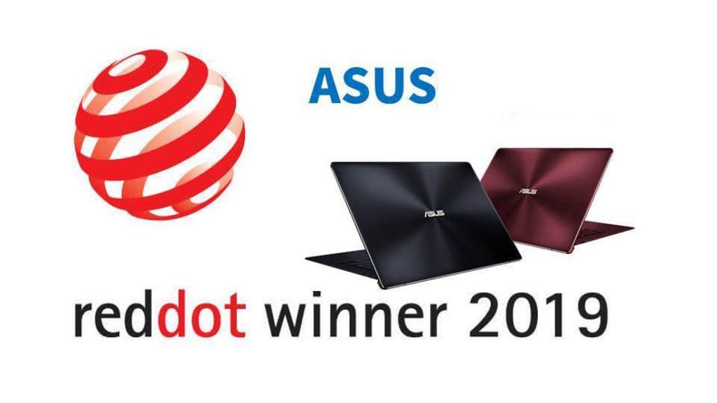 ASUS vince 21 Red Dot Awards per i suoi prodotti thumbnail