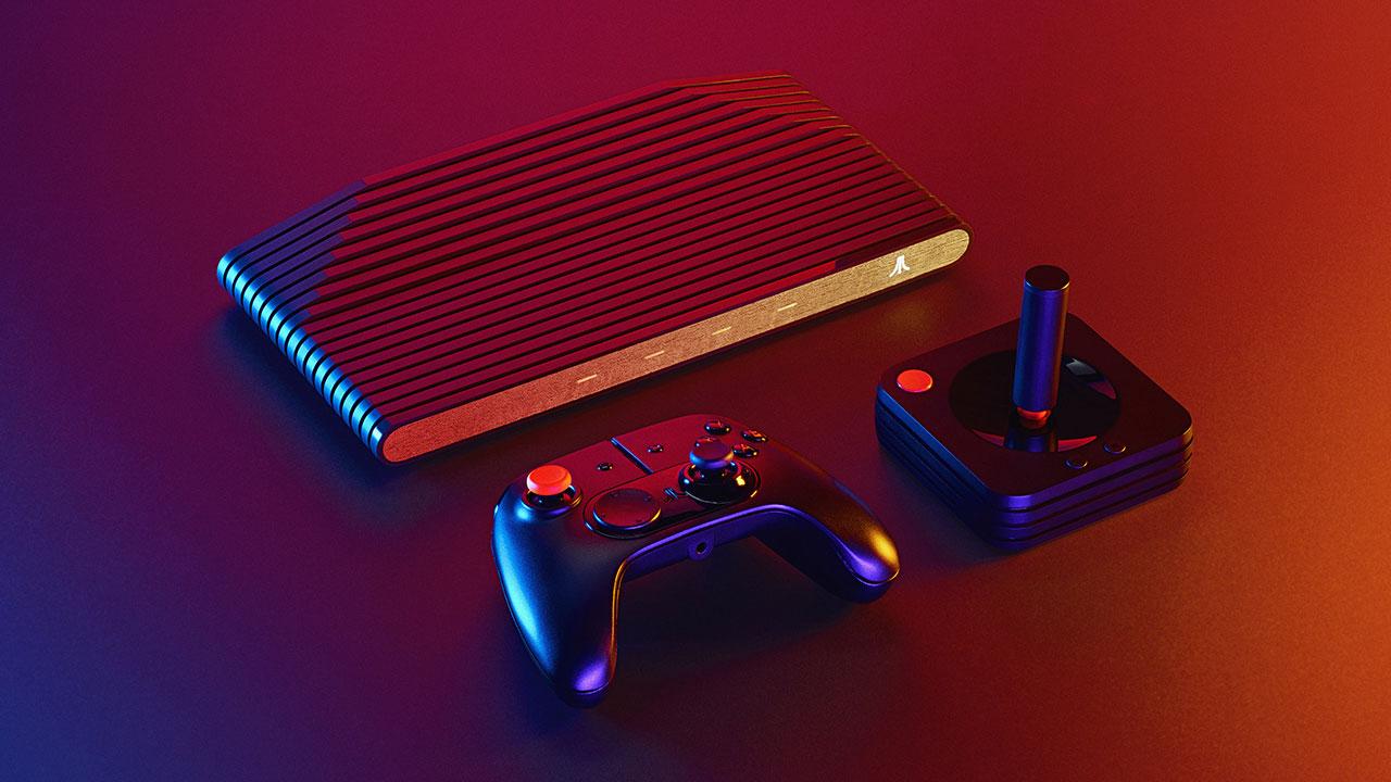 Atari VCS sfrutterà il nuovo SoC AMD Ryzen Embedded R1000 thumbnail