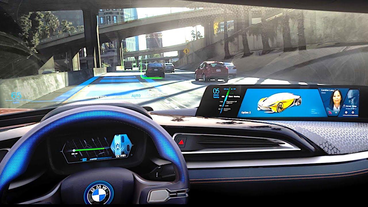 BMW e DXC Technology insieme per lo sviluppo di veicoli autonomi thumbnail