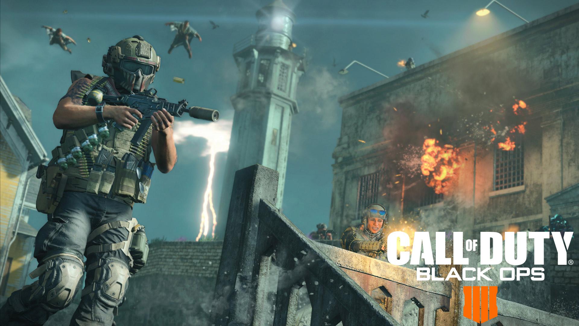 Black Ops 4 Alcatraz: ecco il trailer della nuova mappa thumbnail