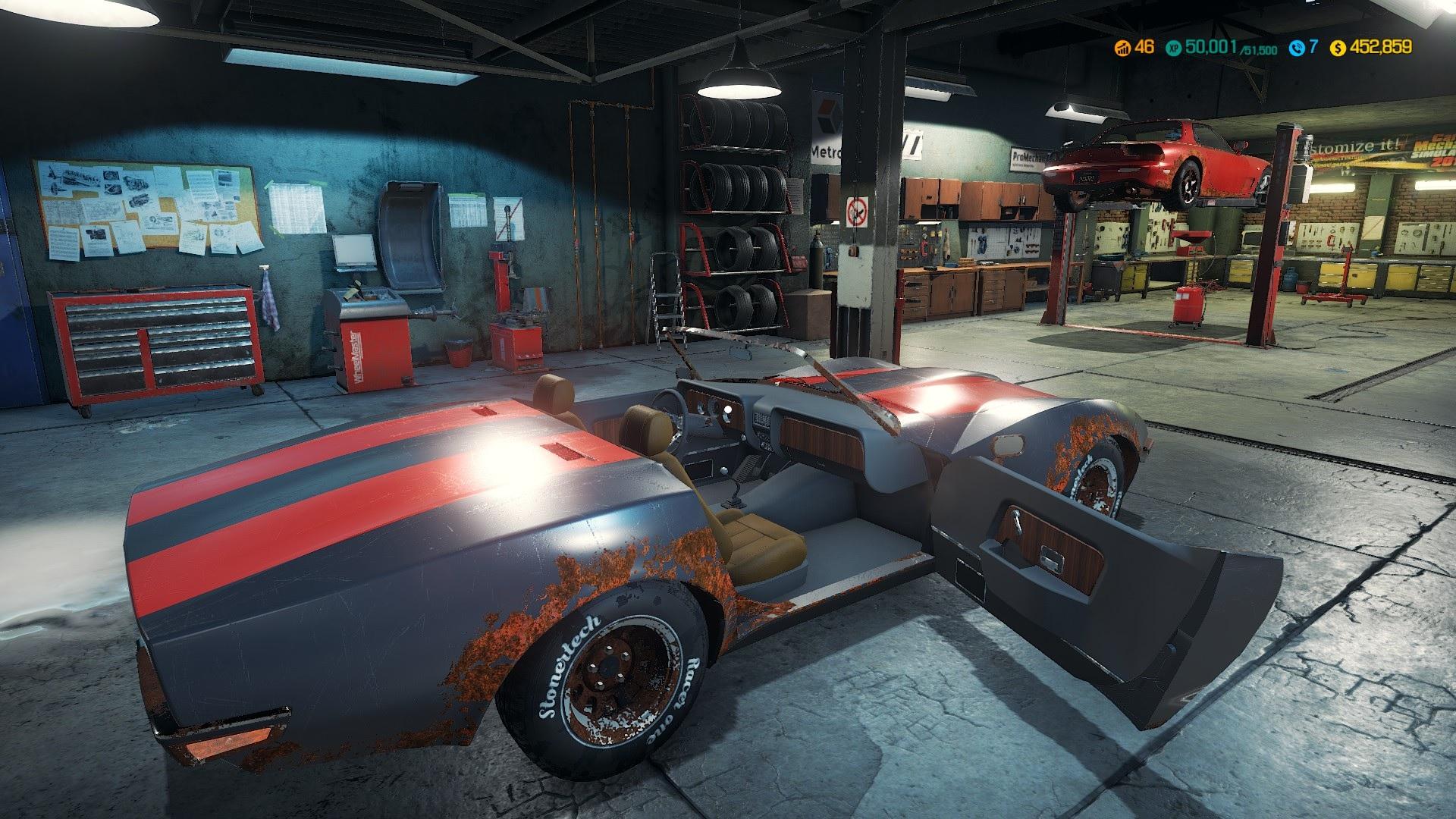 Car Mechanic Simulator: da giugno disponibile il nuovo gioco thumbnail