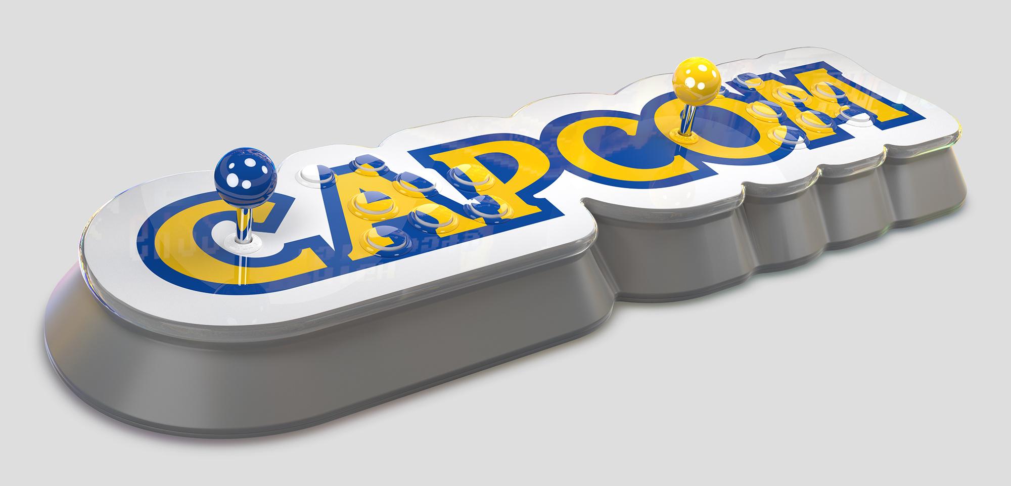 Capcom Home Arcade: tanti titoli arcade dell'epoca d'oro in una console thumbnail