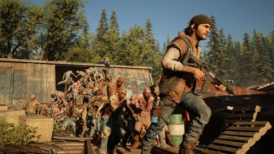 Days Gone Tech Princess 5