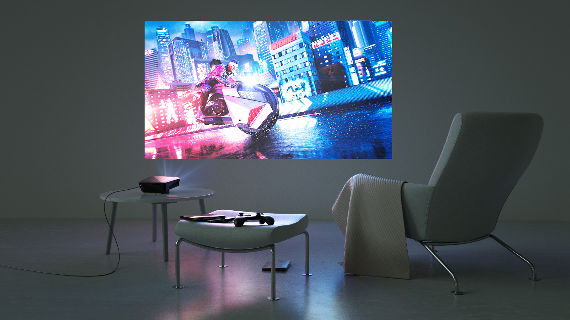 Asus F1: il proiettore Full HD dalle performance eccezionali thumbnail