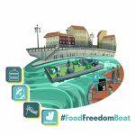 #FoodFreedomBoat
