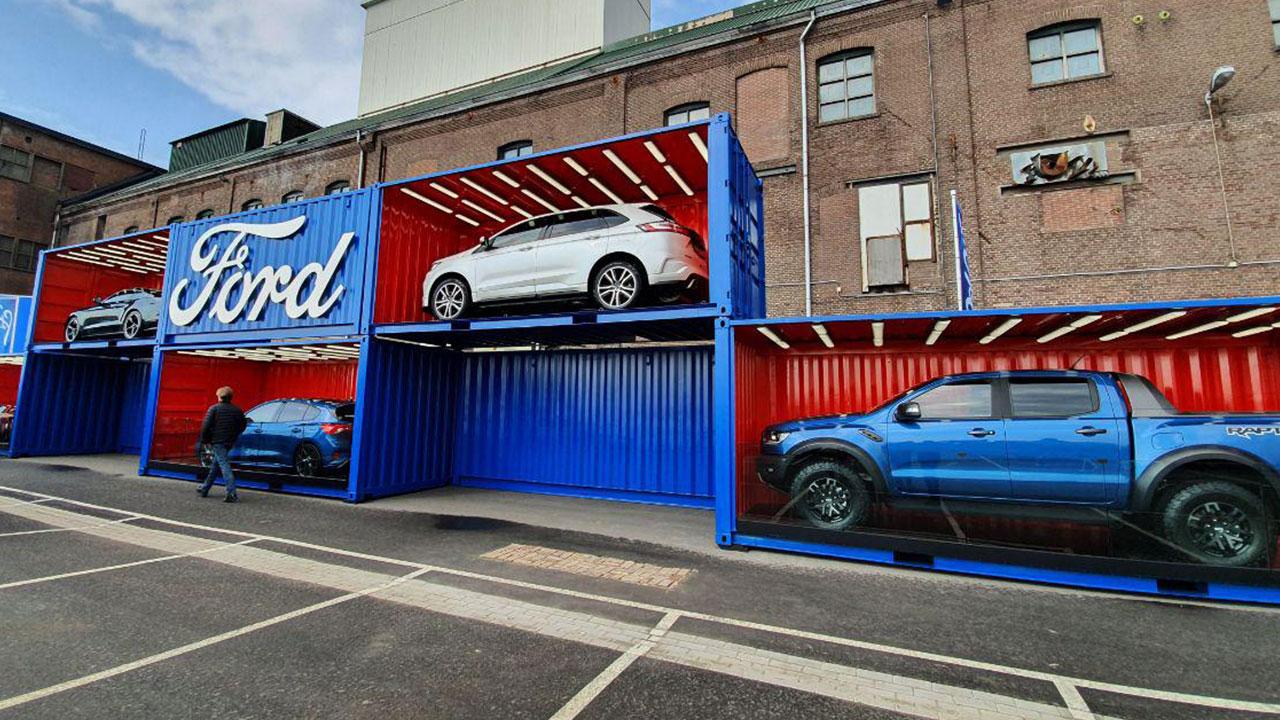 16 nuovi veicoli ibridi: Ford punta tutto sull'elettrico thumbnail