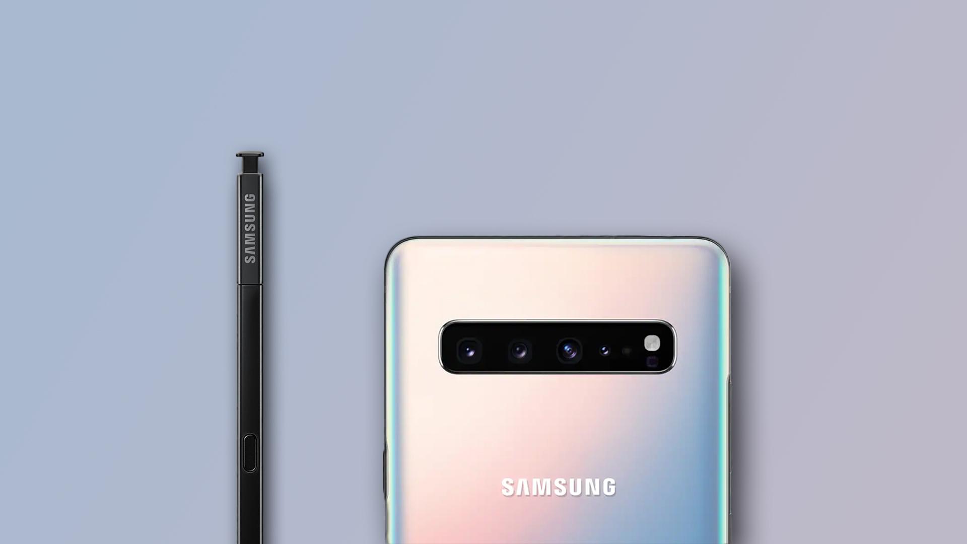 Samsung Galaxy Note 10 Pro: nuove indiscrezioni sulla batteria thumbnail